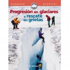 Progresión en glaciares y rescate en grietas